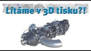 ŽIVĚ: Lítáme v 3D tisku?! (středa 29. 11. 2017 – 15:00)