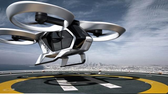 Čtyřmístný elektrický CityAirbus by měl vzlétnout do konce roku 2018