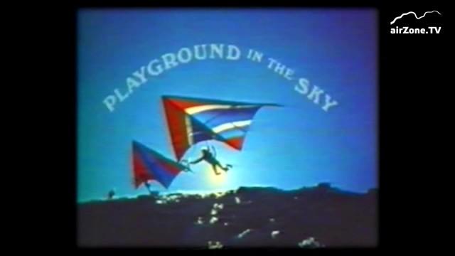 Playground in the sky (Vzduch je naše hřiště) – seriál z roku 1977, česká premiéra 20. prosince 2017