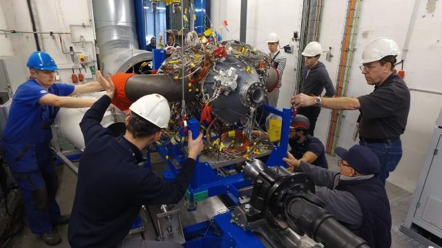 Motor ATP od GE poprvé nastartován – v Praze Letňanech (aktualizováno)