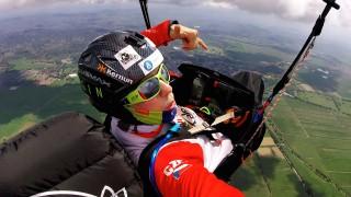 """Mayer po úspěchu na superfinále Světového poháru v paraglidingu: """"Sezóna bude nabitá!"""""""