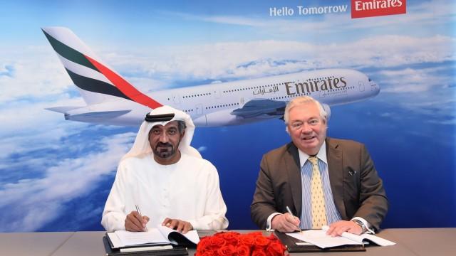 Ukončení výroby Airbusu A380? Nesmysl. Emirates objednávají dalších 36 letadal