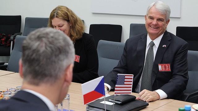 """""""Partnerství s ČR je pro vládu USA čím dál tím strategičtější,"""" říká nový velvyslanec Steve B. King"""