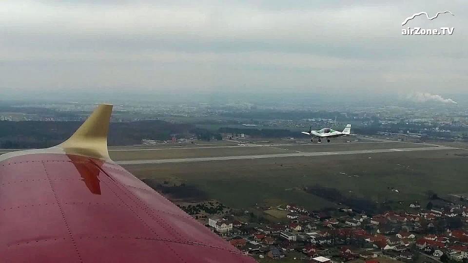 VIDEO: Skyleader 400 společnosti Zall Jihlavan Airplanes létá už i s elektromotorem