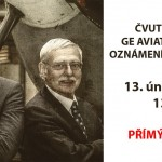 VYSÍLALI JSME ŽIVĚ: Tisková konference – Oznámení spolupráce ČVUT a GE Aviation, 13. 2. 2018 13:00 Praha
