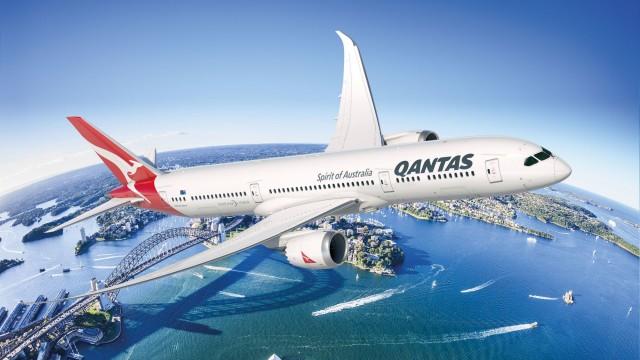 Qantas poprvé přímo z Austrálie do Evropy (video uvnitř článku)