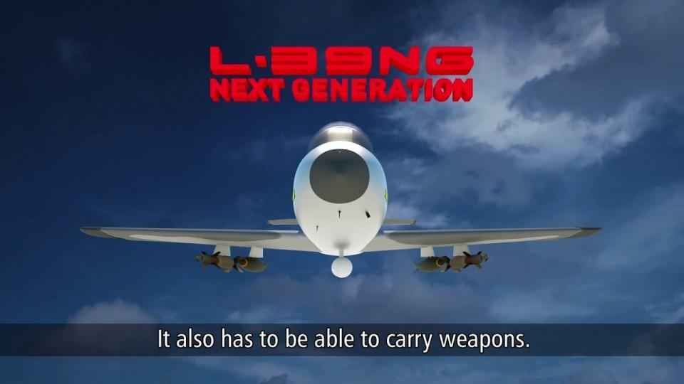 VIDEO: Aero rozjíždí výrobu letounu L-39NG (sestřih briefingu pro novináře)