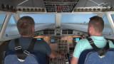 VIDEO: Unikátní simulátor L410 v centru Prahy