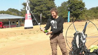 Icarus Trophy – 1000 mil přes tři africké státy – vítězem je Jihoafričan Hufner, Pavel Březina na bedně (akt. 28. 7.)