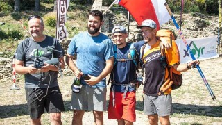 X-Pyr 2018: Vítězí Švýcar Maurer, Čech Mayer třetí, v cíli pět ze čtyřiceti borců (+ videa) * Rozhovory s CZ týmem
