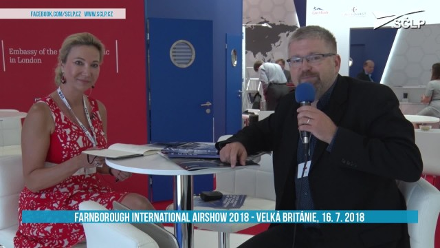 FARNBOROUGH INTERNATIONAL AIRSHOW 2018 – 16. 7. 2018