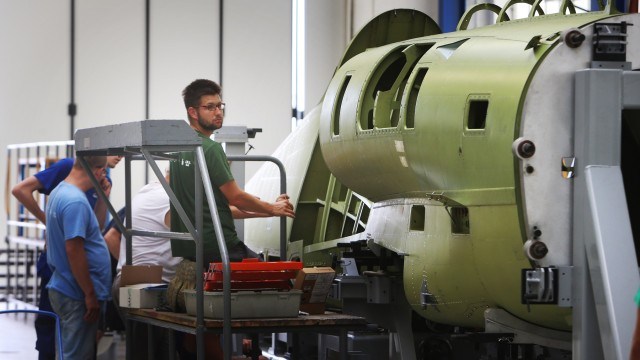 Drak prvního prototypu L-39NG již brzy kompletní!