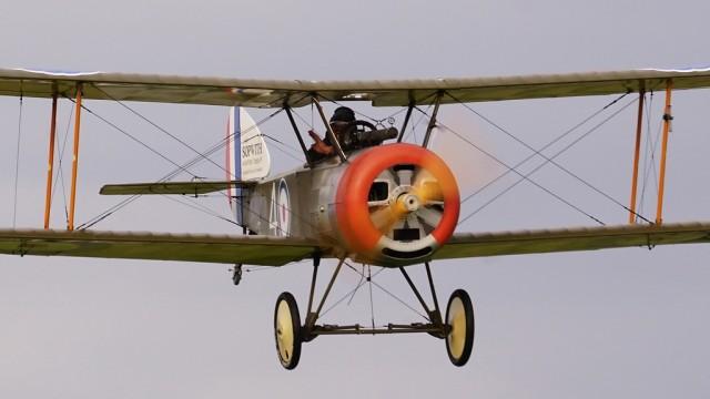 Ústecké nebe plné letadel – už v sobotu 1. září