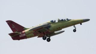 První ze tří letounů L-159T2 pro Armádu ČR zalétnut