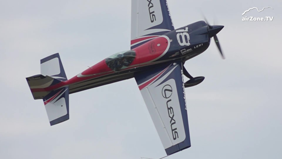 VIDEO: Petr Kopfstein – pilot Red Bull Air Race (rozhovor Miroslava Orose)