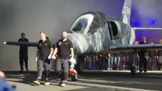 Jak probíhal rollout letounu L-39NG? Přečtěte si přepis v češtině s bohatou fotodokumentací