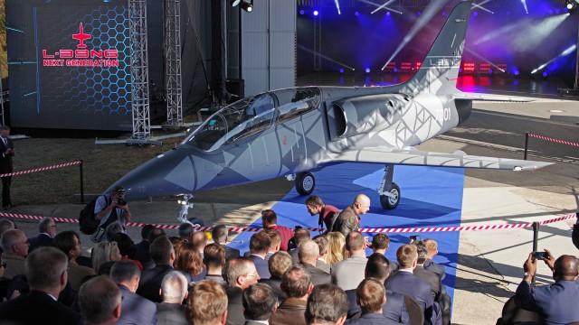 LOM Praha by měl objednat čtyři letouny L-39NG