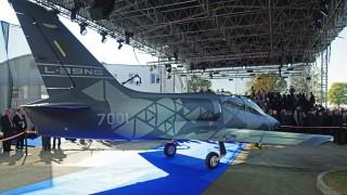 Ministr Metnar: Česká republika má zájem o šest letounů L-39NG
