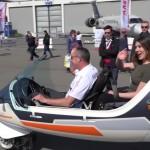 VIDEO: Společnost AGN Systems získala patent na systém Gyromotion