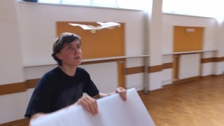 """VIDEO: """"Honící psi"""" trénují na soutěž Wings of Future"""