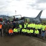 VIDEO: Sestřih prvního letu letounu L-39NG , 22. 12. 2018
