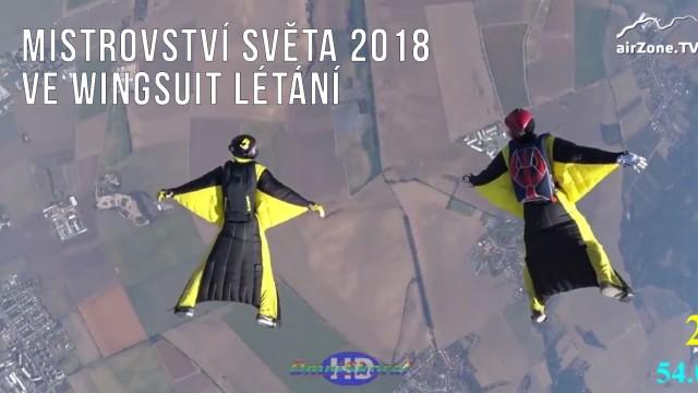 Dokument: Mistrovství světa WINGSUIT 2018