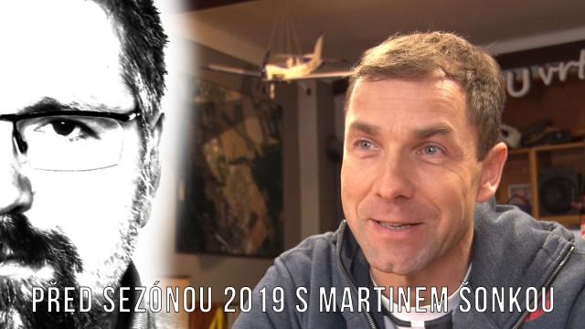 Z očí do očí airZone.TV: S Martinem Šonkou před sezónou 2019
