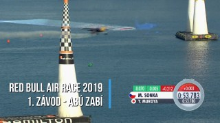 Red Bull Air Race, Abu Dhabi, 9. 2. 2019 – Race Day
