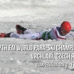 MS v PARA-SKI 2019 – sestřih 2. soutěžního dne