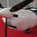 Blanik Aircraft a jejich Vivat s Rotaxem na Aero Friedrichshafen 2019