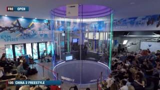 České juniorky zlaté na MS v indoor skydivingu, mužský tým dynamic 4-way stříbrný