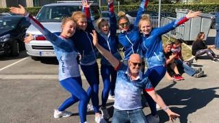 České juniorky vezou z MS v indoor skydivingu zlato, tým dynamic 4-way podlehl až ve finále Francouzům