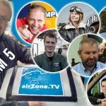 ŽIVĚ: airZone.TV slaví 5. narozeniny – se zajímavými hosty