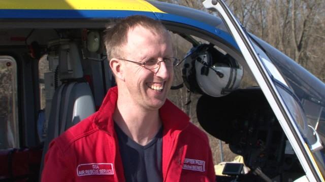 Vzpomínka na pilota Michala Beneše