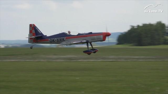 Letecká akrobacie: Karlovarský pohár 2019