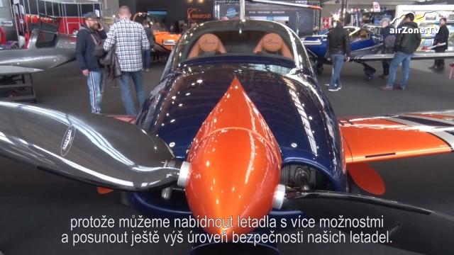 JMB Aircraft VL-3 na Aero Friedrichshafen 2019 nejen s novými cargo dveřmi