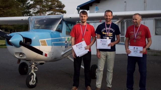 David Černý z Liberce vítězem MČR 2019 v přesném létání