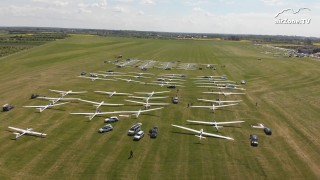 Bezmotorové létání: Zlatá Evropa Petra Tichého