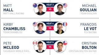 Redbullí neděle: 11:30 start X-Alps 2019 a 13:00 Air Race