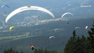 Paragliding: H&F Krkonoše 2019 – hlavní závod / 2. část