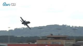 Dny NATO 2019: Přílet letounu L-39NG