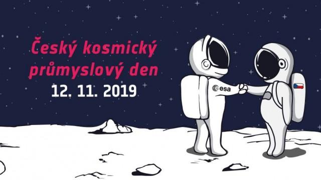 Český kosmický průmyslový den – Brno, 12. 11. 2019 – všechny živé vstupy