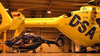 Počet stanovišť letecké záchranky se od roku 2021 nezmění. Žluté vrtulníky DSA jich ale pokryjí většinu