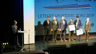 Letecký sportovec 2019 – kompletní záznam vyhlášení z 23. ledna 2020