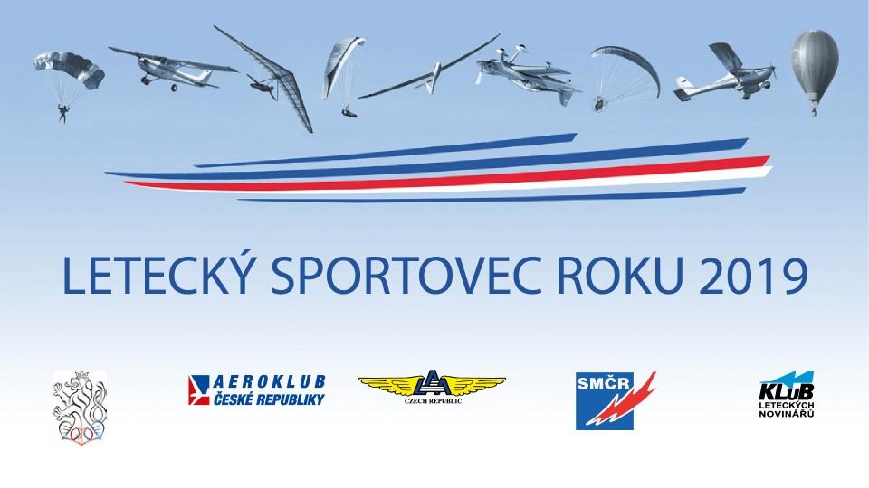 Letecký sportovec roku 2019 – premiéra 24. 1. 2020 – 21:00