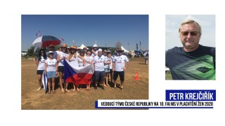 V Austrálii začalo 10. FAI MS žen v plachtění