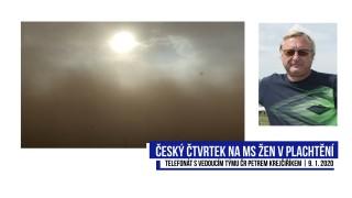 Český čtvrtek 9. 1. na MS žen v plachtění 2020 – hned čtyři pódiová umístění