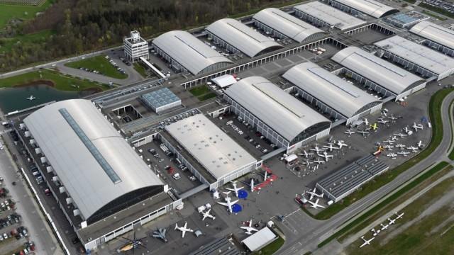 Výstava Aero Friedrichshafen na začátku dubna nebude