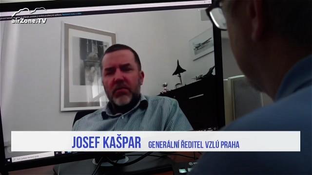 """Rozhovor s Josefem Kašparem: """"Největší strach mám o malé letectví."""""""