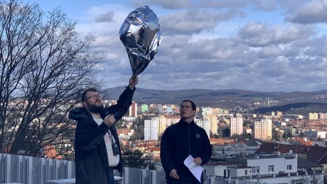 Balóny z Brna se vydaly na cestu kolem světa. Jen nejšťastnějším se to podaří